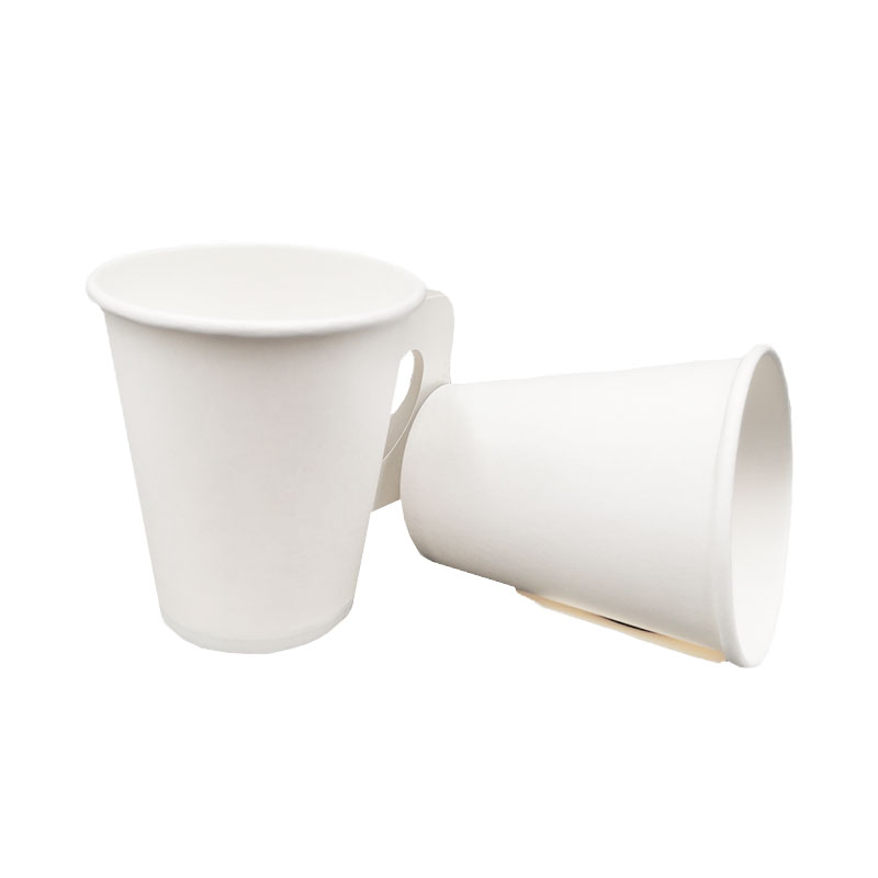 logo printed eco friendly paper cup