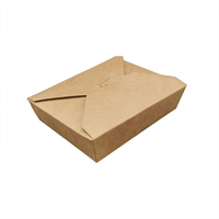 1400ml Eco Friendly Paper Lunch Box